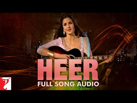Heer - Full Song Audio | Jab Tak Hai Jaan | Harshdeep Kaur | A. R. Rahman