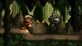 Donkey Kong Country Gameplay parte 16 - Problema acumulado