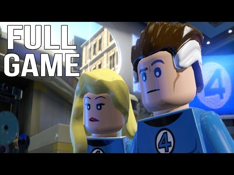 Lego Marvel Super Heroes 2 - Game Review
