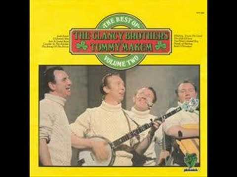 Clancy Brothers and Tommy Makem - Old Orange Flute Video