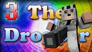 Minecraft Minigame - The Dropper! Ft. Remix10tails, and Burnalex - FaceCam! Part 3