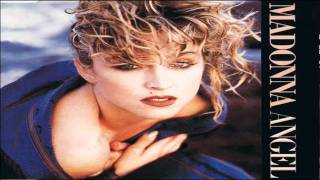 Watch Madonna Angel video