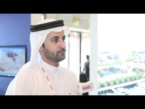 Abdullah Al Abdouli, Managing Director, Al Marjan Island
