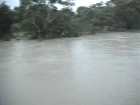inundacion de el Mante Tamaulipas
