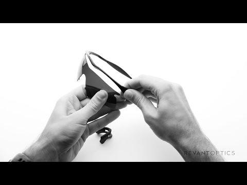 Oakley M Frame Lens Installation Instructions // Revant Optics