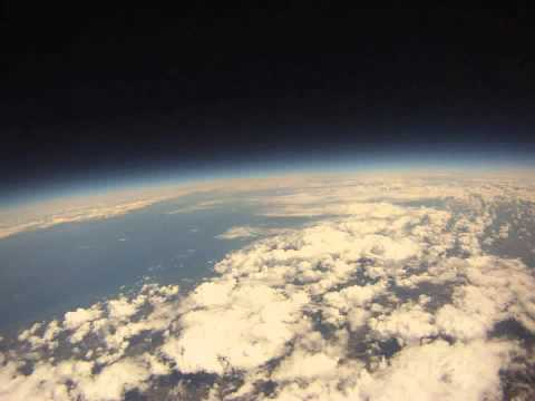RITCHIE-1 High Altitude Balloon Flight Time Lapse