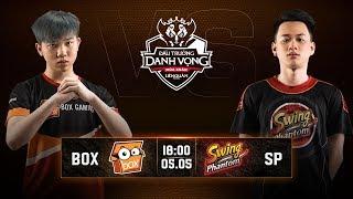 Play-off 1 - BOX Gaming vs SWING Phantom - Đấu Trường Danh Vọng Mùa Xuân 2019