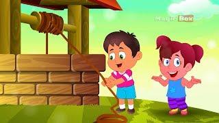 Jack And Jill - English Nursery Rhymes - Cartoon And Animated Rhymes