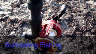 The Greece Surfcasting Fishing