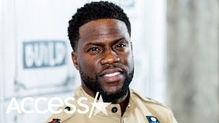 Kevin Hart Gets 'Back To The Grind' After Car Accident With Netflix Docuseries 'Don't F**k This Up'