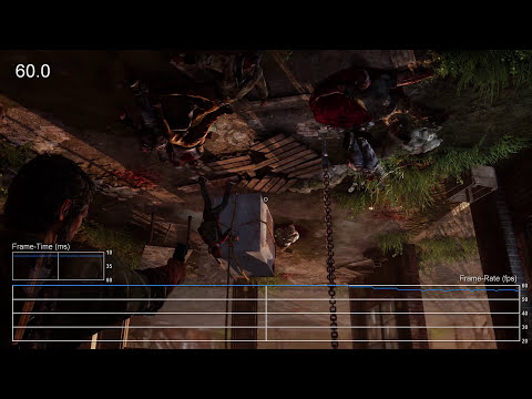 The Last of Us Remastered PS4 Frame-Rate Test