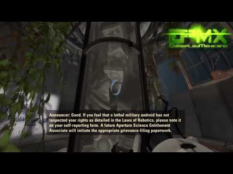 Portal 2 | Descifrando el camino con Benitez (1 de 2)