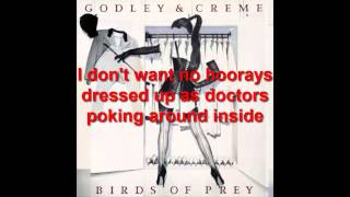 Watch Godley  Creme My Body The Car video