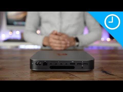 Review: Mac mini (2018) – Apple's most versatile Mac!