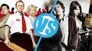 Shaun of the Dead VS Zombieland : Movie Feuds ep49