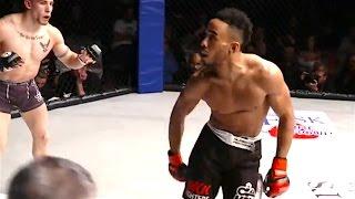 Ozzy Man Reviews: MMA Showboating Fail