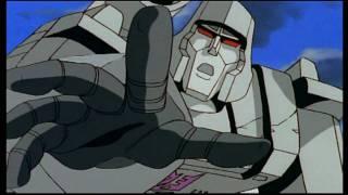 Prime vs Megatron animation movie super clearest HD clear video Transformers