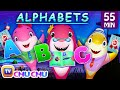 Baby Shark ABC Song and Many More Videos | ChuChu TV Popular Nursery Rhymes Collection MP3