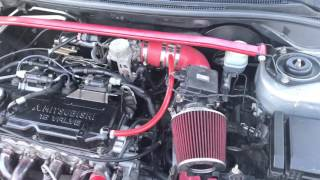 Update on my Mitsubishi Lancer OZ Rally Edition