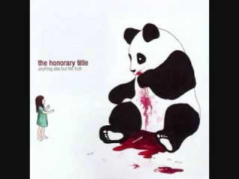 The Honorary Title - Points Underneath