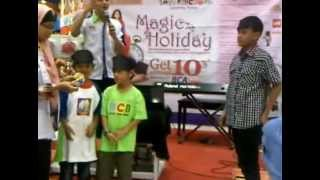 midbrain activation world MCB - performed at Toys Kingdom Kelapa Gading Magic Holiday-20120623-11
