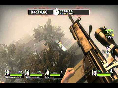 Left4Dead 2 GODS OF BURGER TANK SURVIVAL,The Adventures of Death and Chucky Episode 16,WIDESCREEN