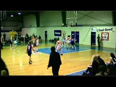 Canberra Capitals Academy v Launceston Tornadoes