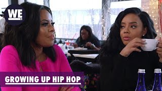 Download Lagu Angela's In Denial About Romeo | Growing Up Hip Hop | WE tv Gratis STAFABAND