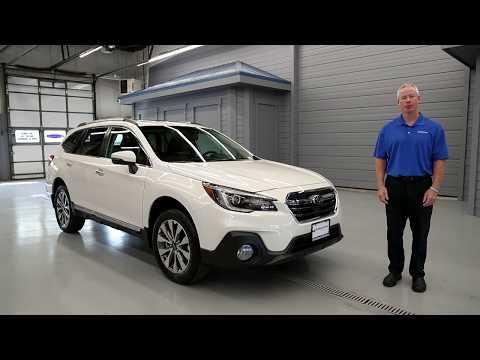 2018 Subaru Outback 3.6R Touring Review