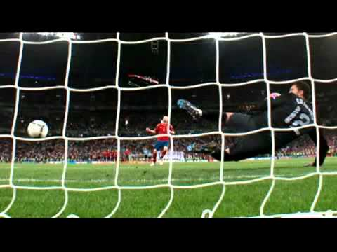 SPAIN GOALS DAVID SILVA and JORDI ALBA 2 0 ITALY HIGHLIGHTS FINAL EURO 2012 HD