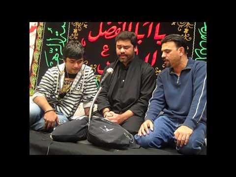 qaid khane mei talatum mersiya Noha Khawn Asgher Hussain waqar...