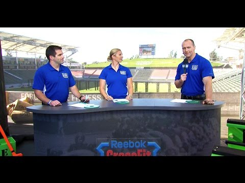CrossFit Games Update Show - Wednesday July 23, 2014