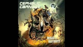 Watch Cephalic Carnage Raped By An Orb video