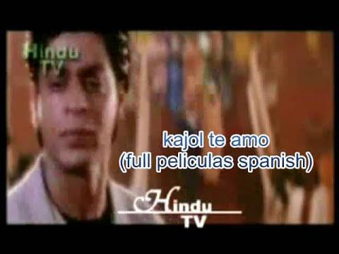 kajol y srk (song titanic) kajol la mas bella de cine indu