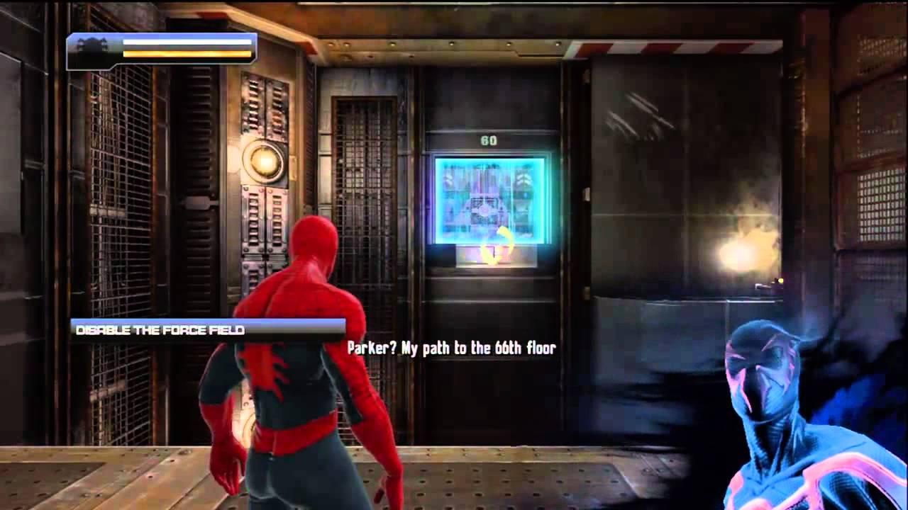 SpiderMan  Edge of Time E ROM  emuparadiseme