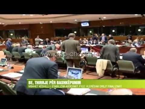 Revista Televizive e Mbremjes, 12 Maj 2014- Top Channel Albania - News - Lajme