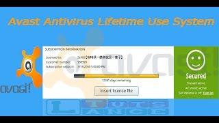 Use Avast Antivirus Lifetime Full Tutorial In Bangla