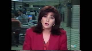 TVE1 Avance Telediario 2 04/06/1994 Georgina Cisquella