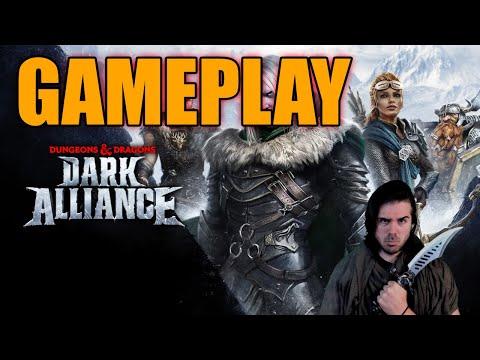 Dungeons & Dragons: Dark Alliance Gameplay (& Final Boss)