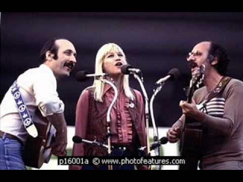 Peter, Paul & Mary - Pack Up Your Sorrows