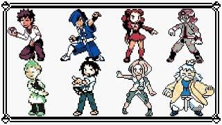 Pokémon | Gym Leader/Kahuna Battle Medley (8 Bit)