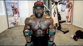 BIG SHOULDER WORKOUT | Kali Muscle