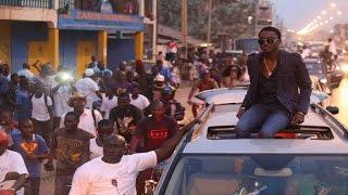 Waly Seck en Gambie