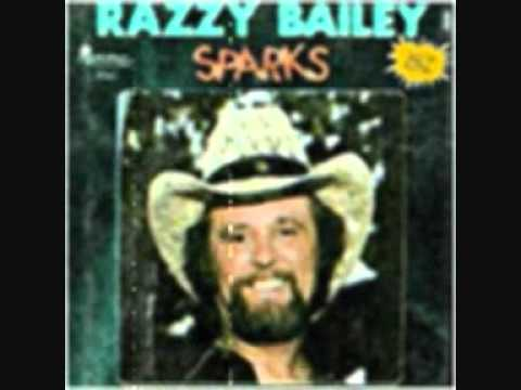 Razzy Bailey   She left love all over