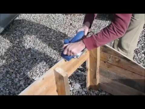 Comment faire une niche pour chien avec des palettes by - Comment construire une niche pour chien gratuit ...