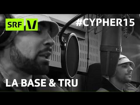 La Base & Tru Comers an der Virus Bounce Cypher