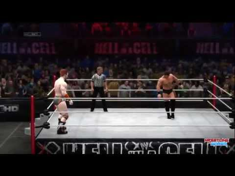 Wwe Hell In A Cell 2014 Sheamus Vs The Miz United States Championship Match Result video