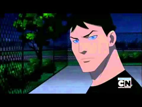 Young Justice Parody: Rough Copy