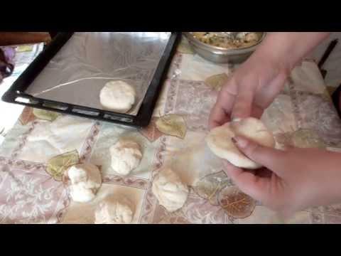ѕирожки с ¤йцом, рисом и луком рецепт приготовлени¤