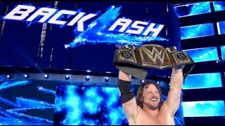 WWE SmackDown Live Preview 13th September 2016! AJ Styles vs John Cena At No Mercy?